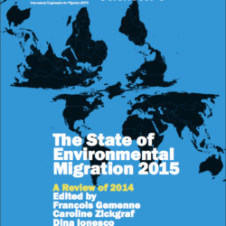The State of Environmental Migration 2015